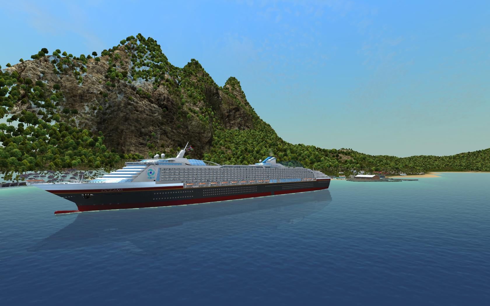 Ship Simulator Extremes: Ocean Cruise Ship screenshot