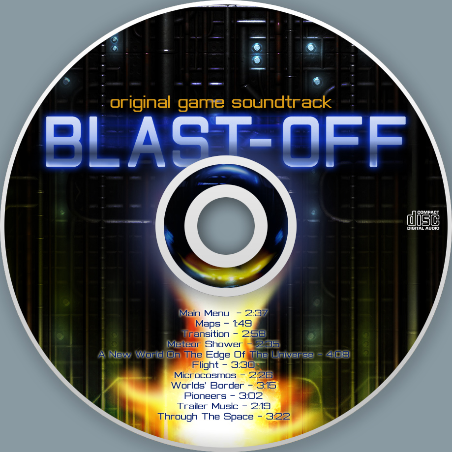 Blast-off Original Soundtrack screenshot