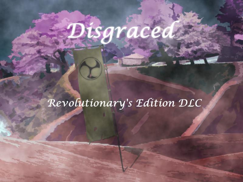 Disgraced Revolutionary's Edition DLC screenshot