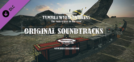 Tumbleweed Express Soundtrack