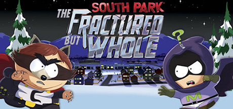 [Аккаунт] South Park: The Fractured But Whole