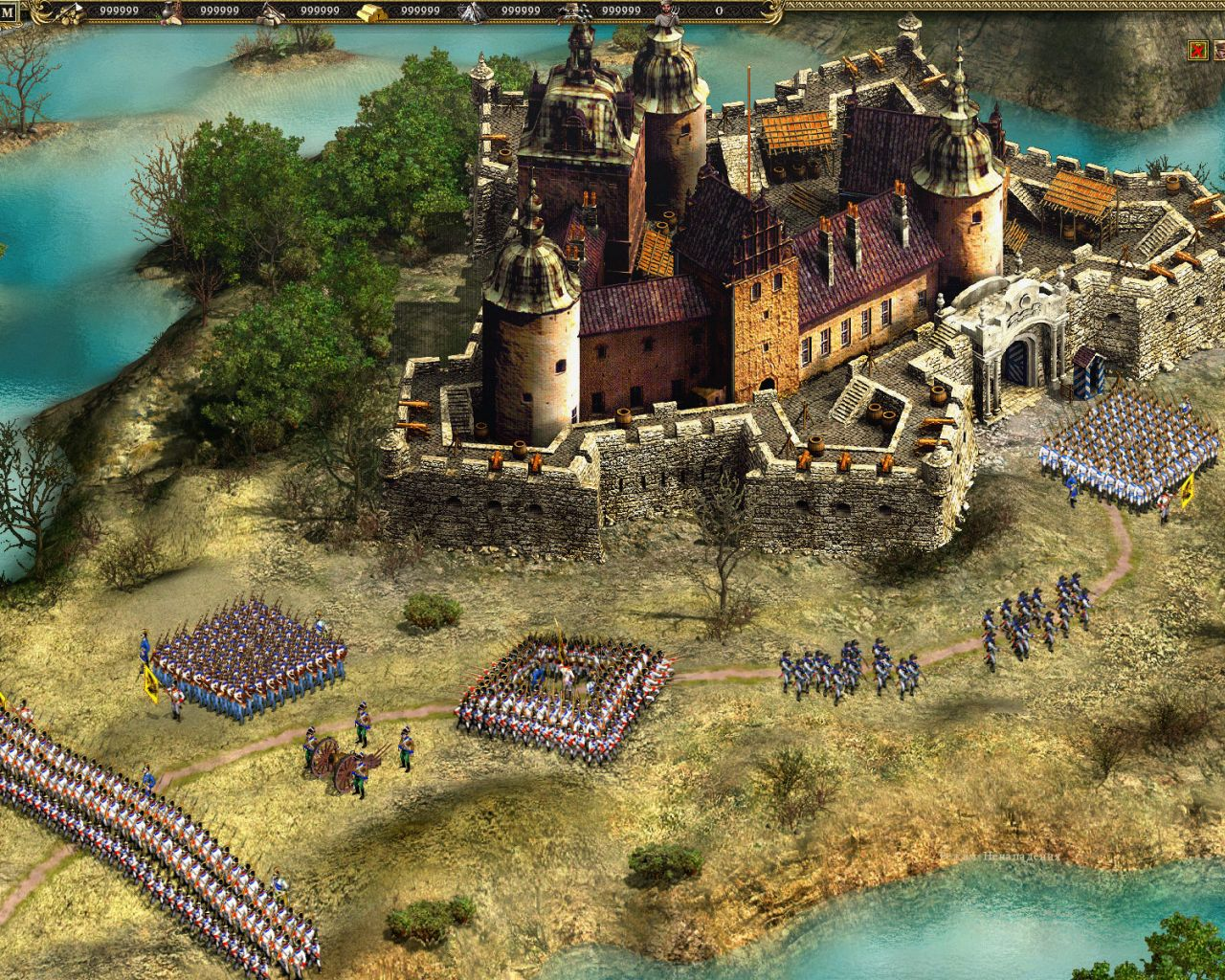 Cossacks II: Battle for Europe screenshot