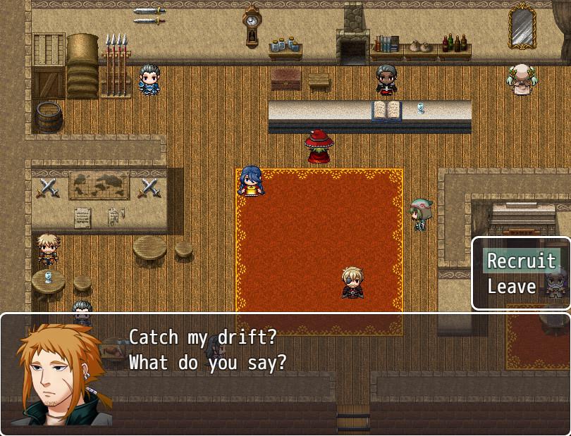 Unforgiving Trials: The Darkest Crusade screenshot
