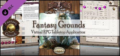 Fantasy Grounds - Deadlands: The 1880 Smith & Robards Catalog