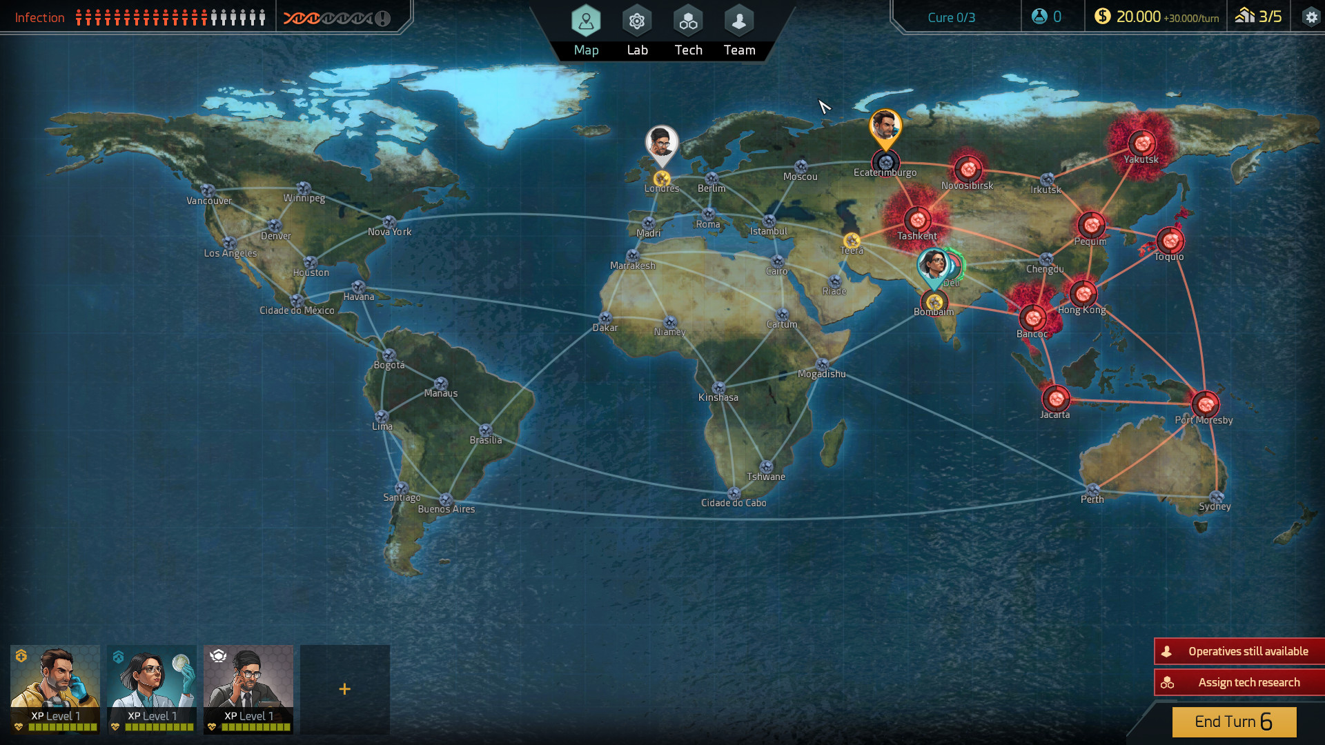 Quarantine screenshot