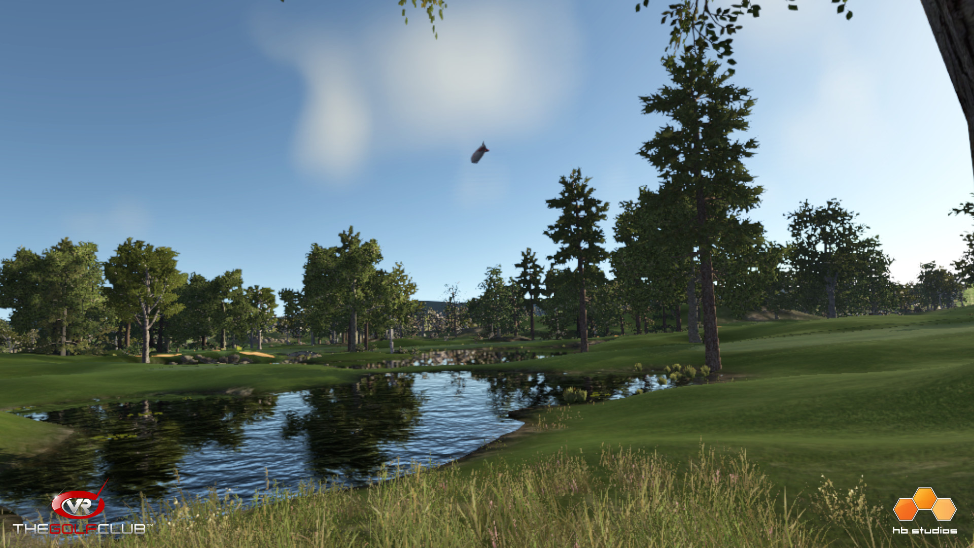 VRゲーム,The Golf Club VR,イメージ