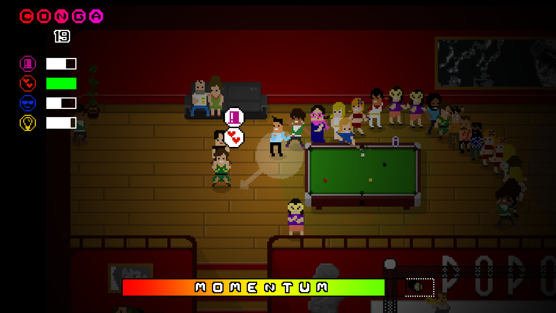 Conga Master screenshot
