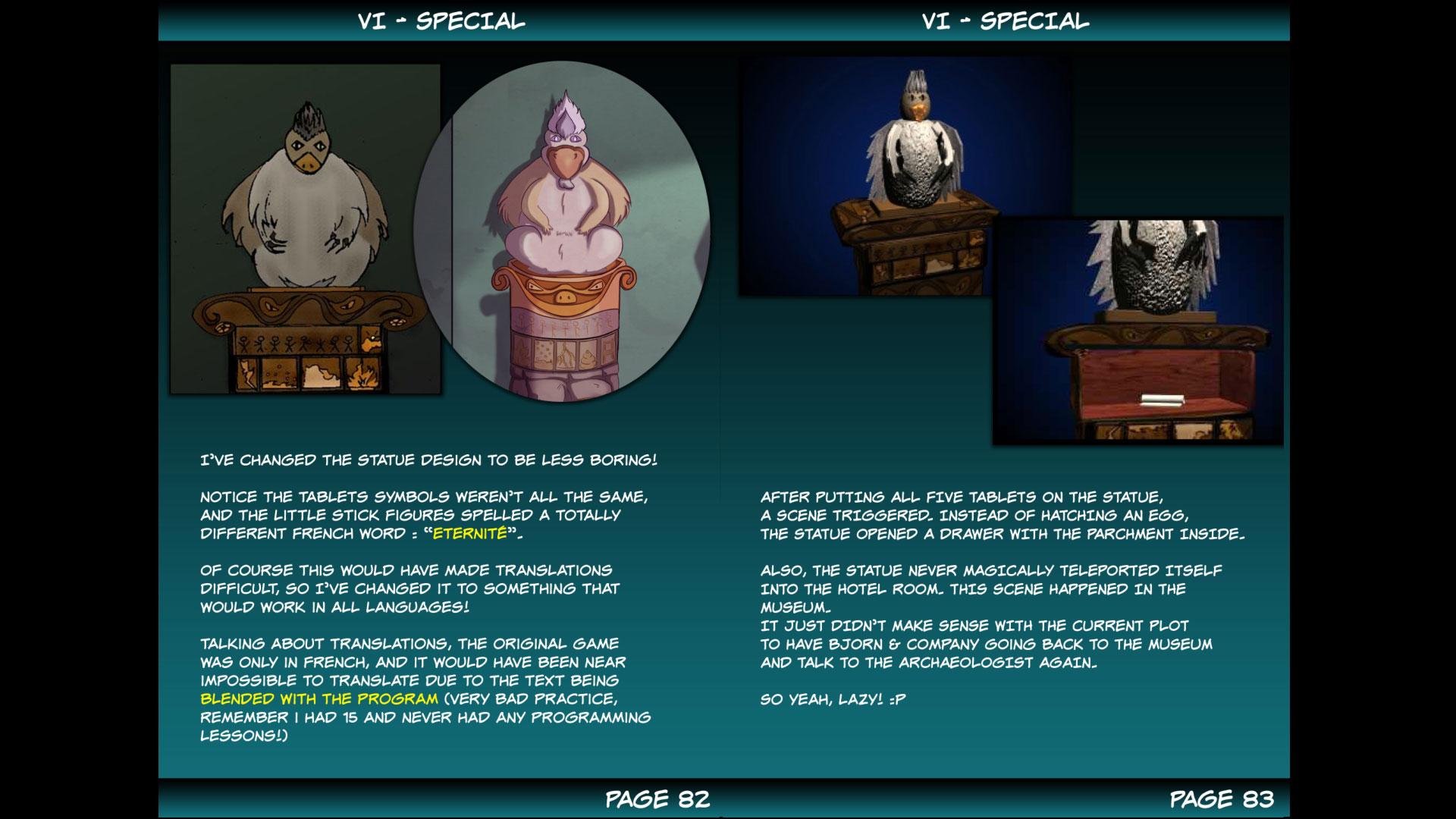 Demetrios - Artbook screenshot