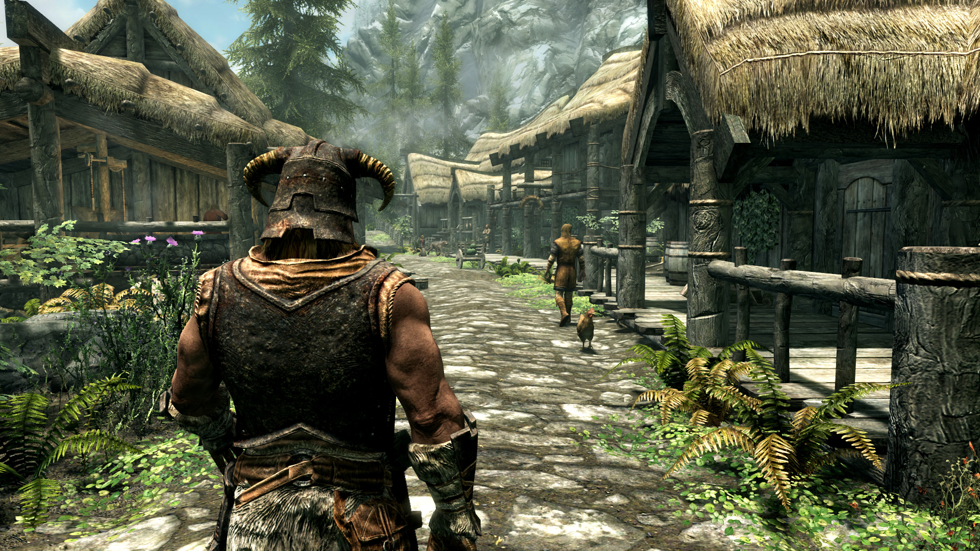 The Elder Scrolls V: Skyrim Special Edition (2016) PC | Лицензия