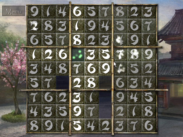 Zen of Sudoku screenshot