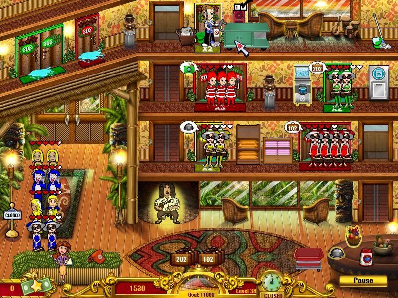 Hotel Dash Suite Success screenshot