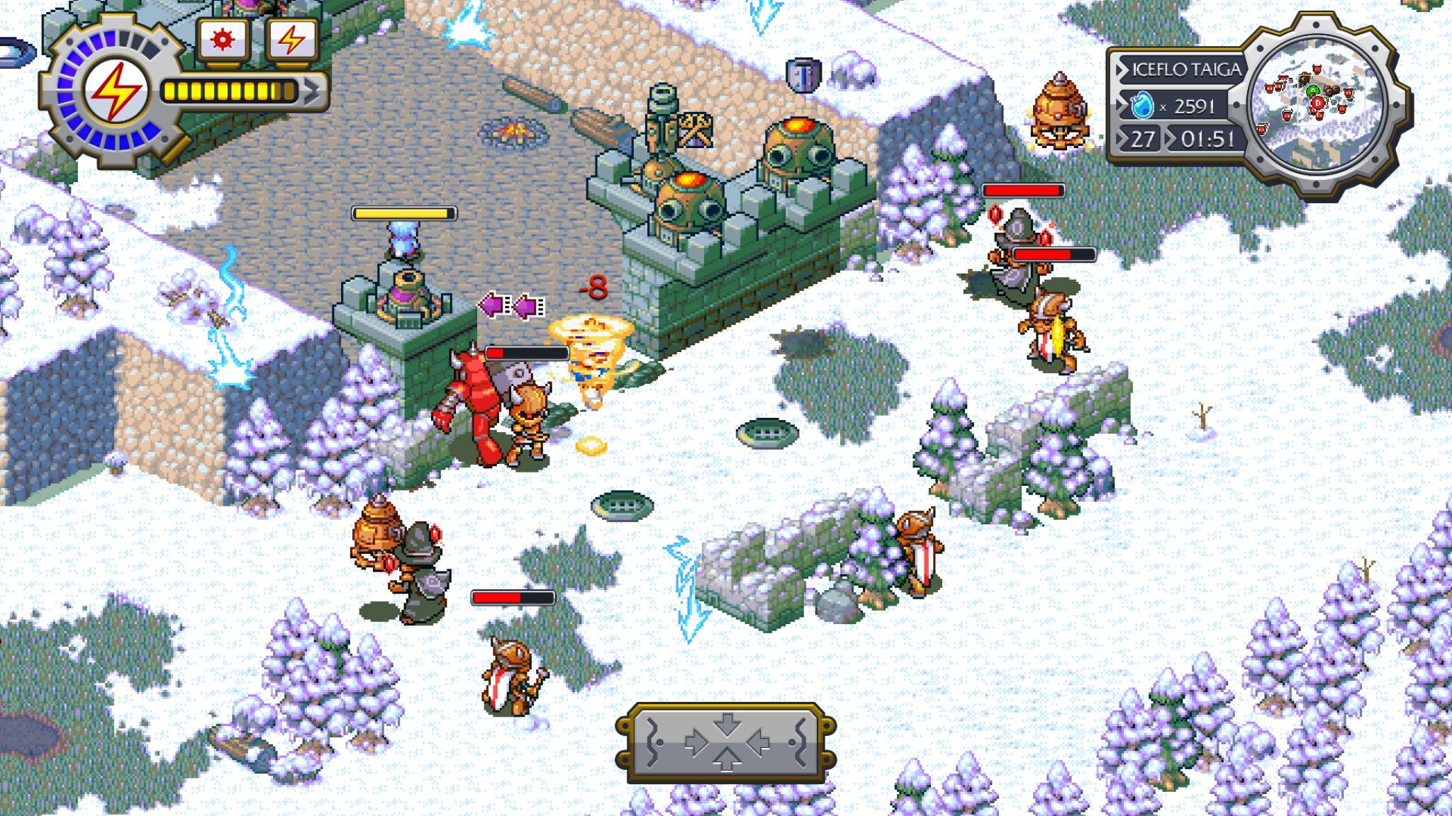 Lock's Quest screenshot