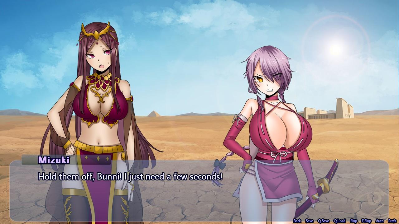 Time Tenshi 2 screenshot