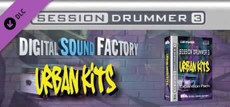 Xpack - SD3: Digital Sound Factory - Urban Kits