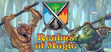 Allgamedeals.com - Realms of Magic - STEAM