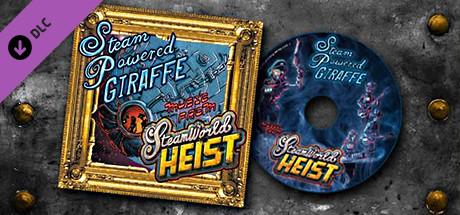 Music from SteamWorld Heist by Steam Powered Giraffe