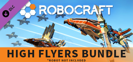 Robocraft - High Flyers Bundle