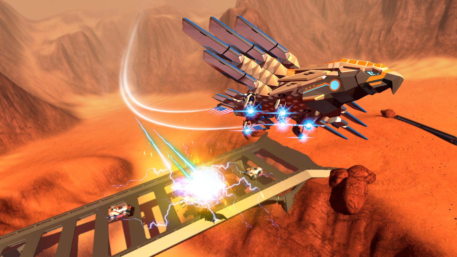 Robocraft - High Flyers Bundle screenshot