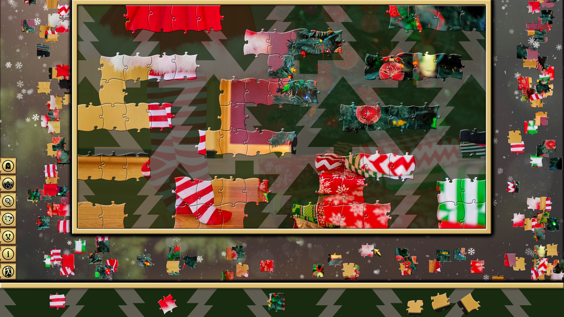 Pixel Puzzles 2: Christmas screenshot