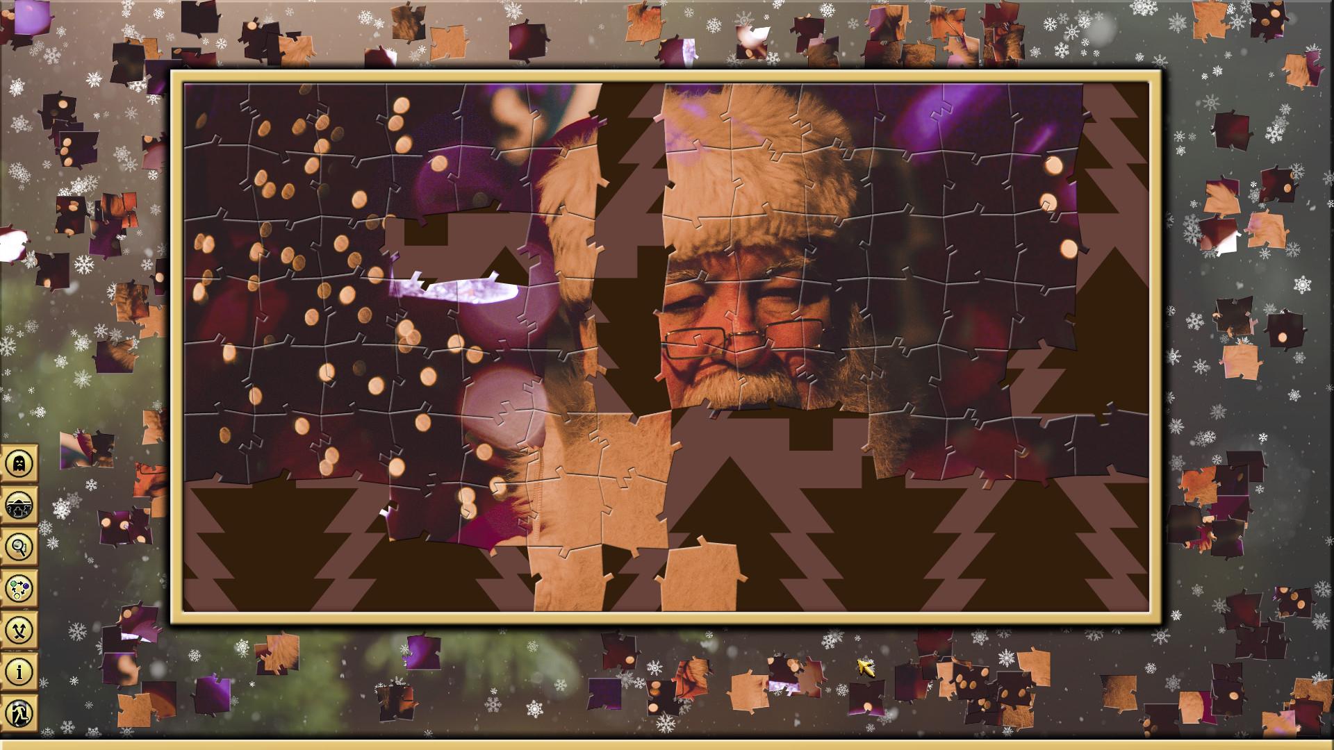 Pixel Puzzles 2: Christmas screenshot