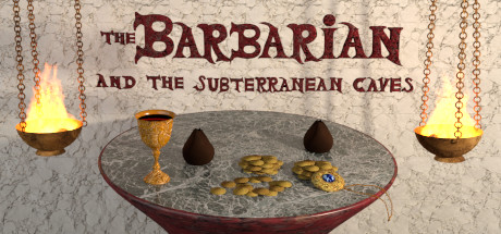 The Barbarian and the Subterranean Caves free steam game