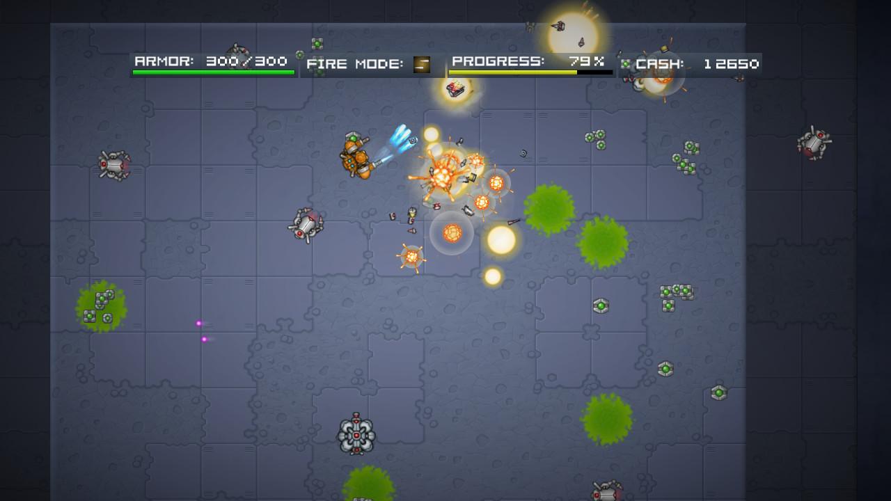 Robot Legions Reborn screenshot