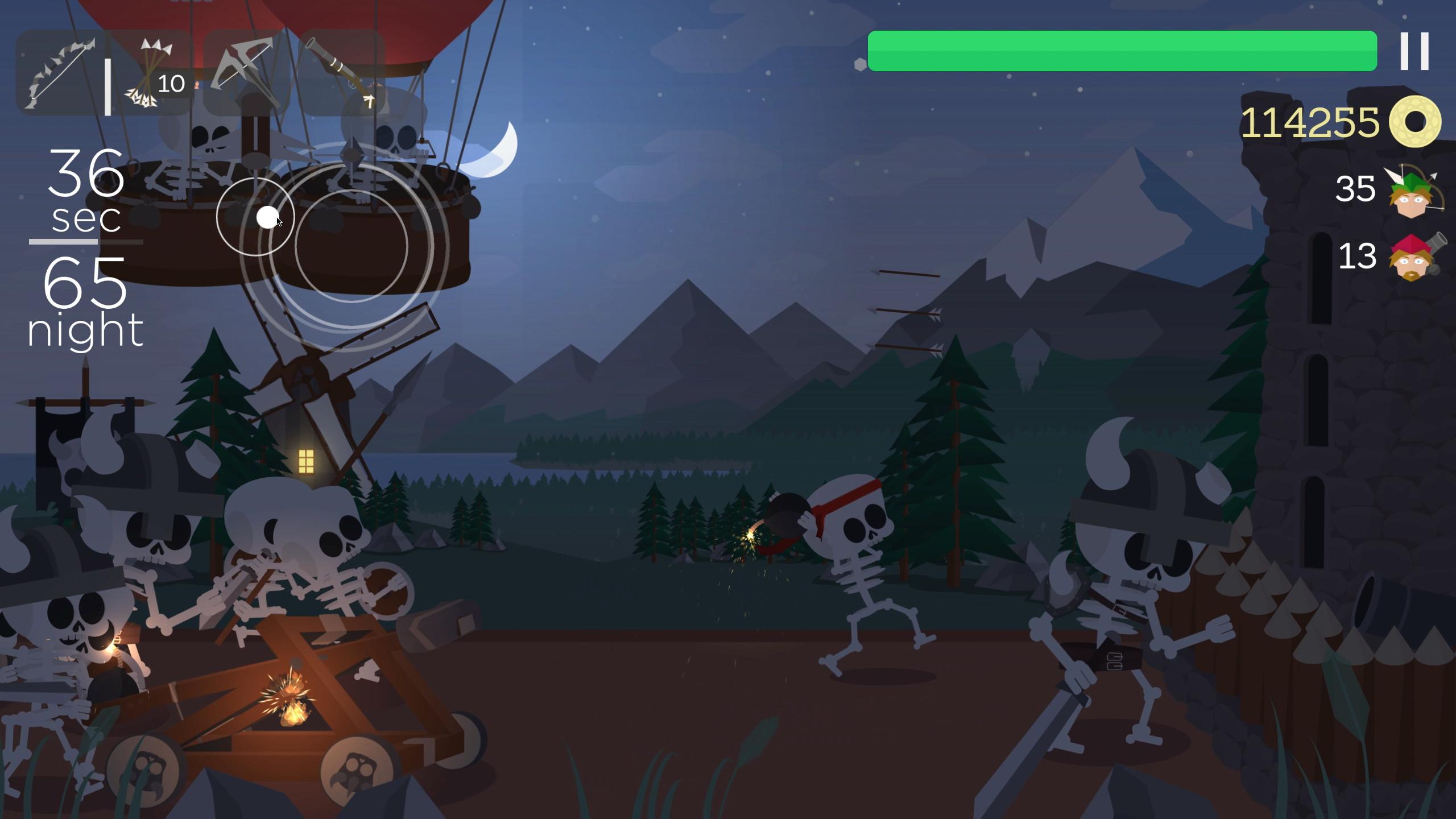 BoneBone: Rise of the Deathlord screenshot