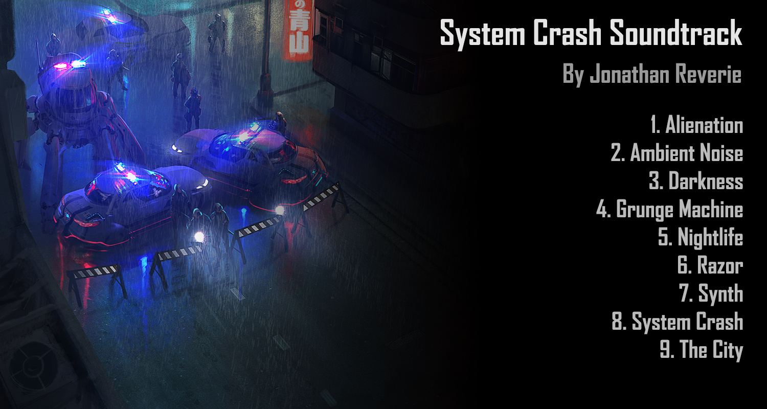 System Crash - Deluxe Content screenshot
