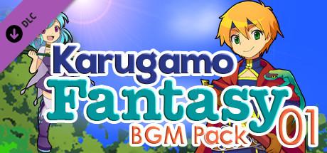 RPG Maker MV - Karugamo Fantasy BGM Pack 01