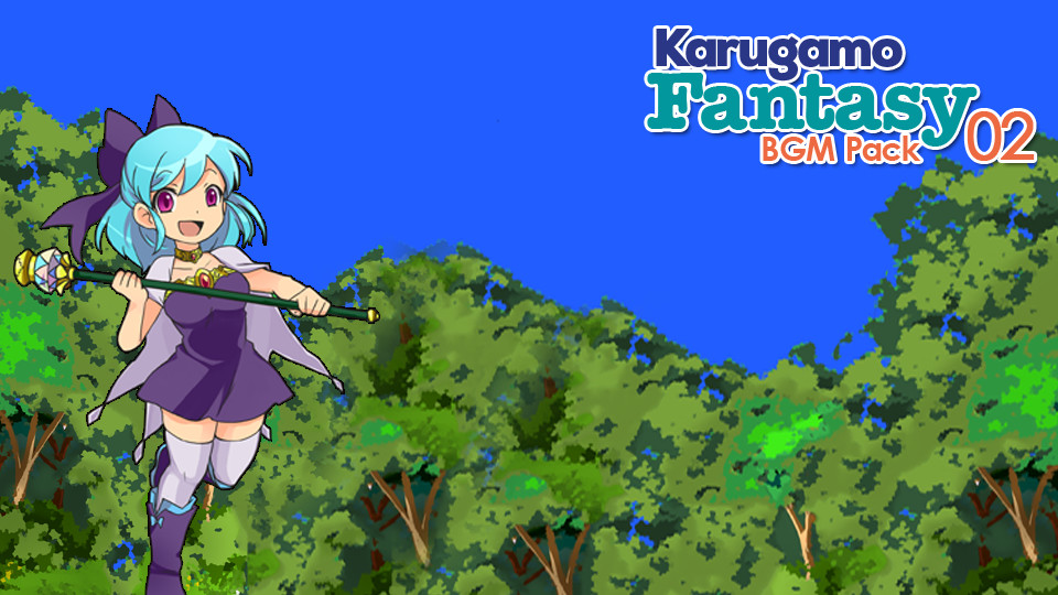 RPG Maker MV - Karugamo Fantasy BGM Pack 02 screenshot