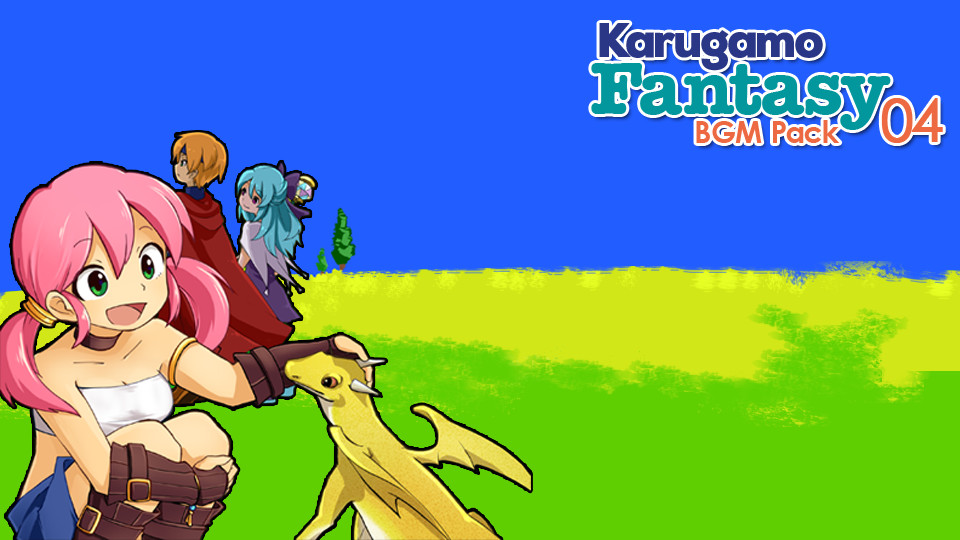 RPG Maker MV - Karugamo Fantasy BGM Pack 04 screenshot