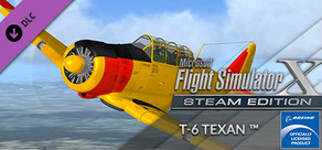FSX Steam Edition: North American T-6 Texan™ Add-On