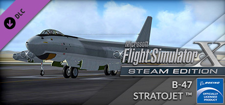 FSX Steam Edition: B-47 Stratojet Add-On