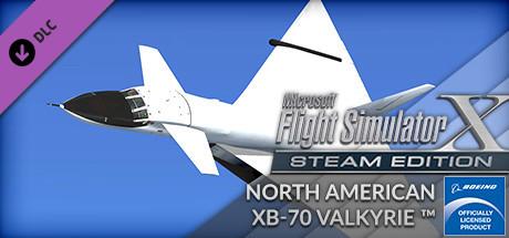FSX Steam Edition: North American XB-70 Valkyrie Add-On