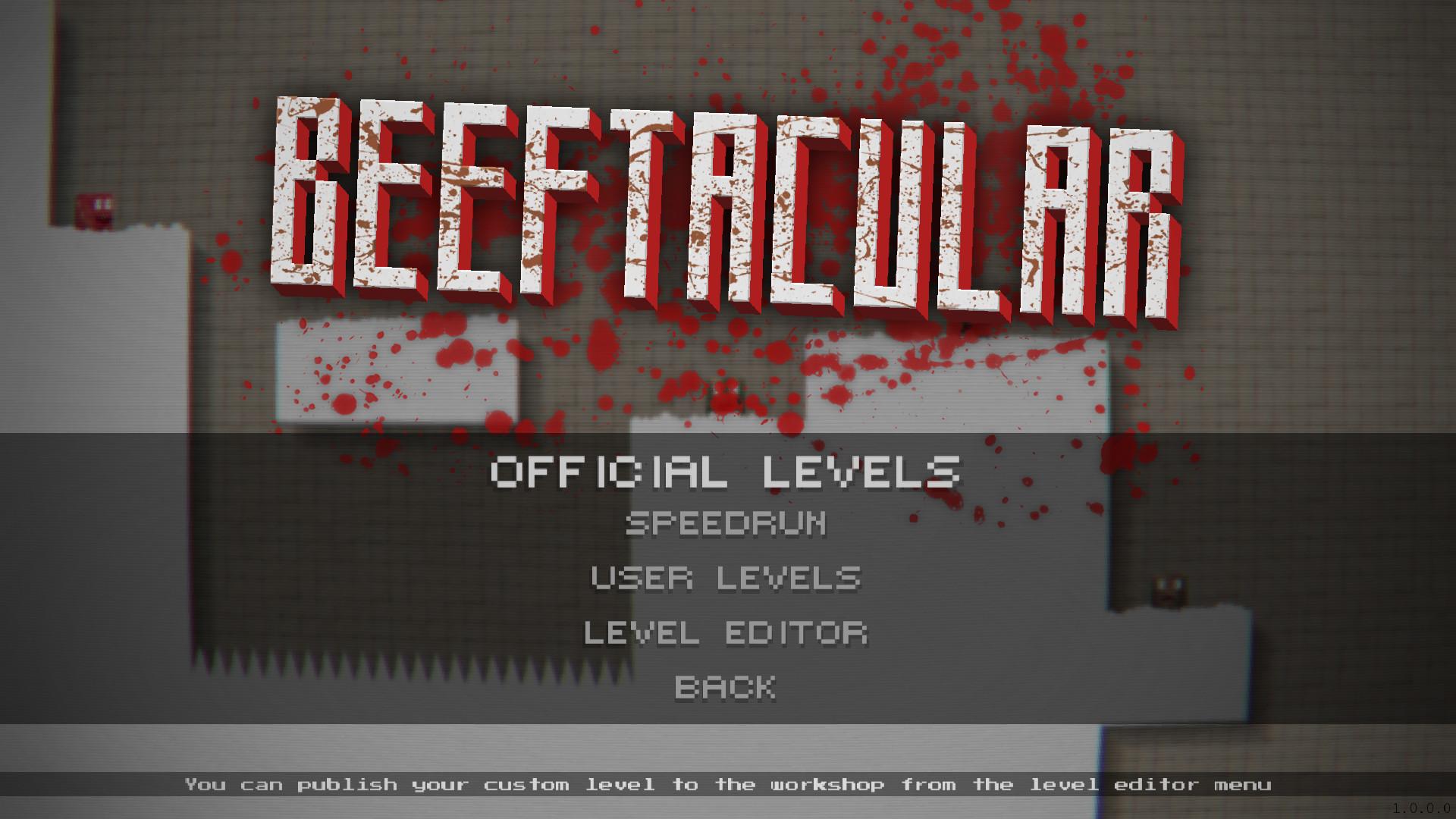 Beeftacular screenshot