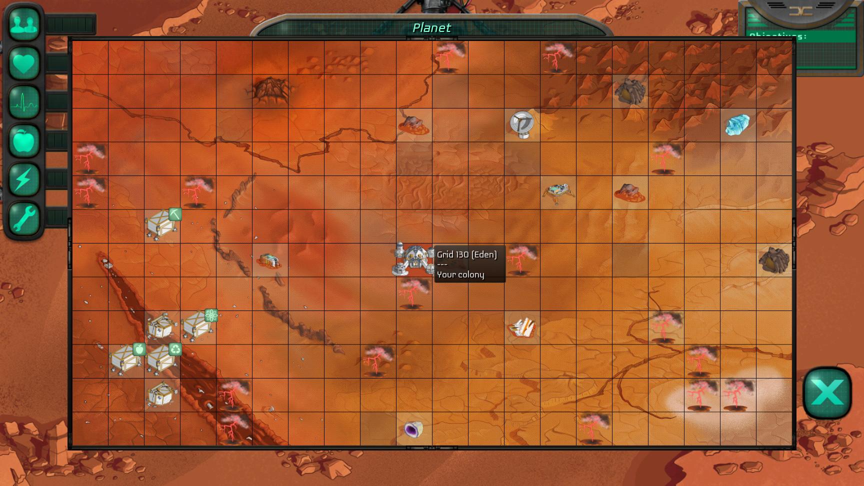 The Next World: Planetary Exploration screenshot