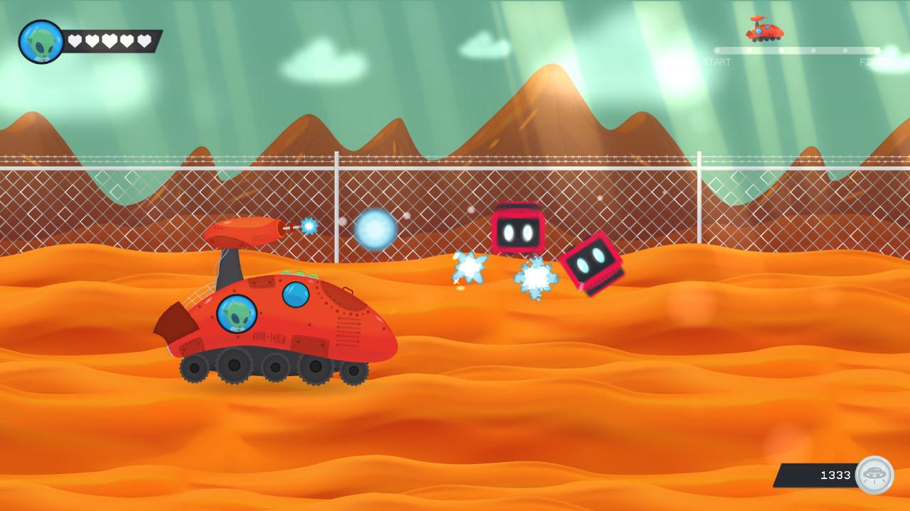 Bye-Bye, Wacky Planet screenshot