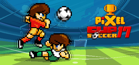 "Vaizdo rezultatas pagal užklausą ""Pixel Cup Soccer 17"""