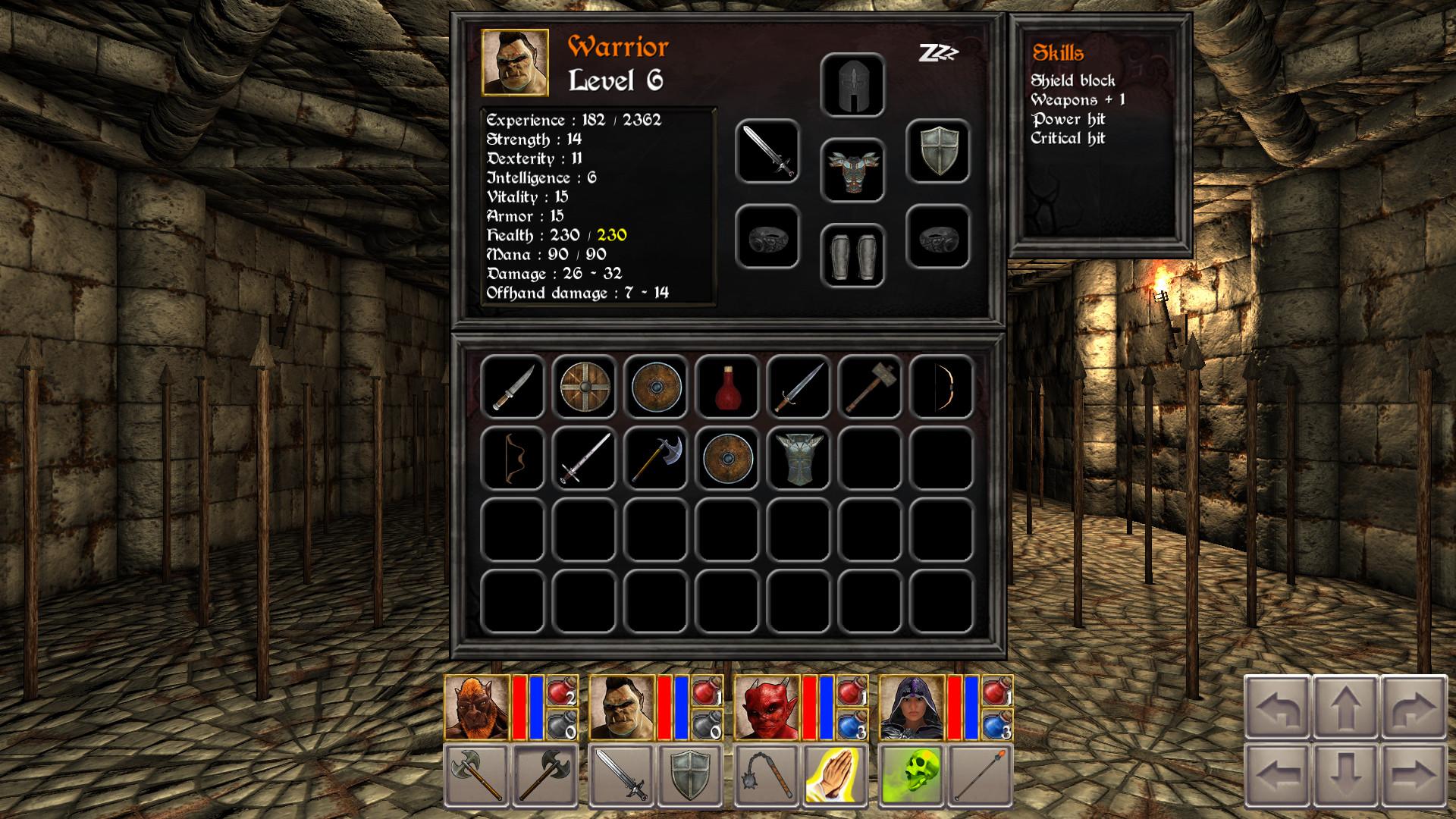 Heroes of the Monkey Tavern screenshot