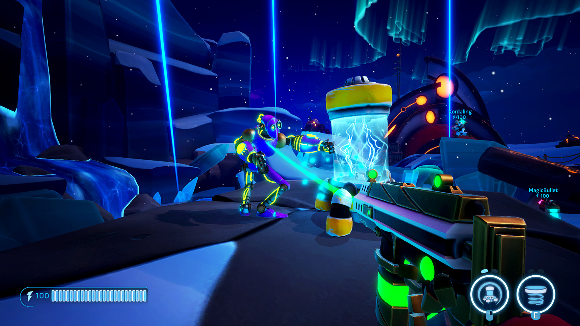 Aftercharge screenshot