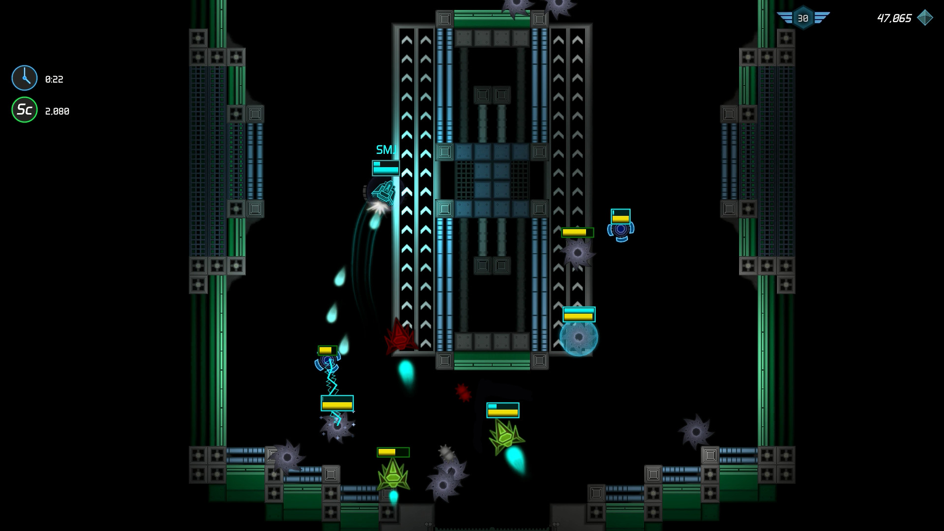 Aperion Cyberstorm screenshot