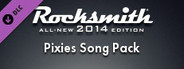 Rocksmith® 2014 – Pixies Song Pack