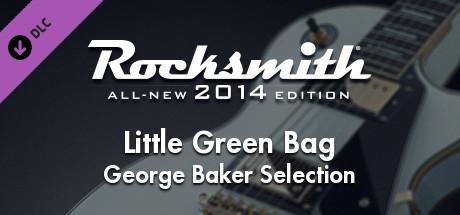 Rocksmith 2014 - George Baker Selection - Little Green Bag