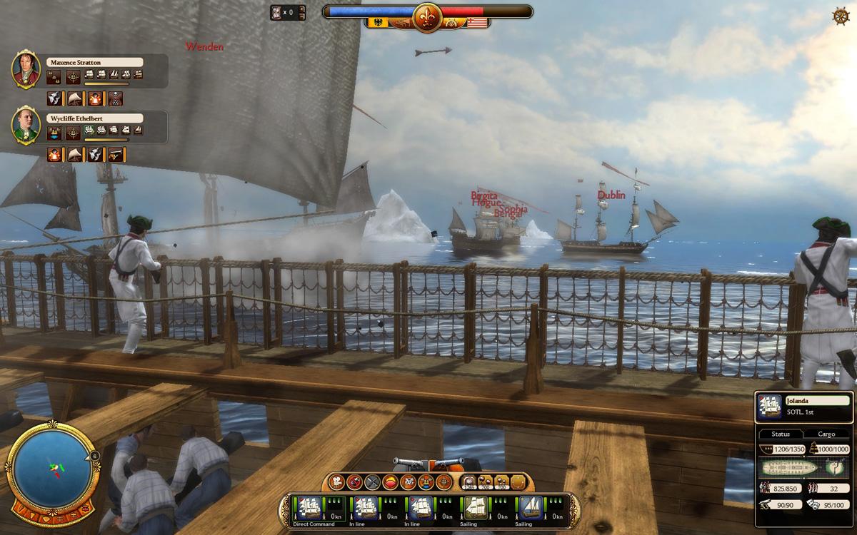 Commander: Conquest of the Americas screenshot