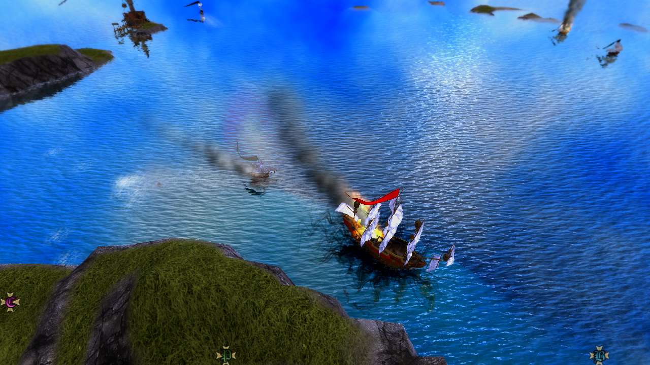 Pirates of Black Cove screenshot
