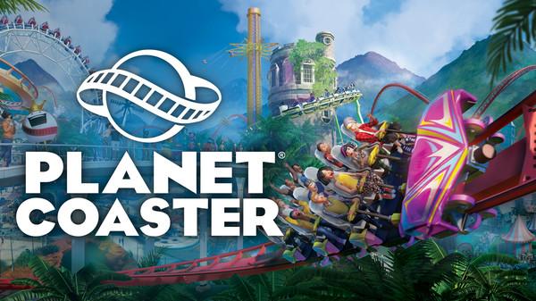 PlanetCoaster スクリーンショット1