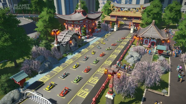 Planet Coaster Cracked Free Download Screenshots
