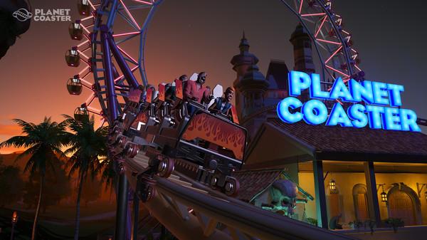 PlanetCoaster スクリーンショット4