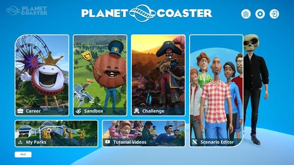 PlanetCoaster スクリーンショット15