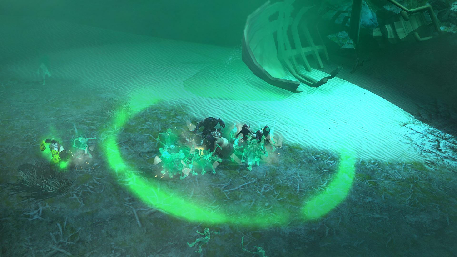 Pirates of Black Cove: Origins screenshot